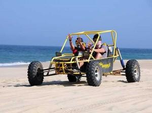 XRail buggy tour Cabo San Lucas