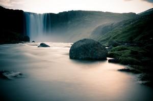 Iceland's landscape