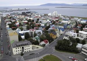 Reykjevik, Iceland